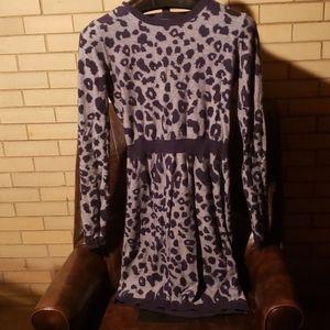 Long sleeve fall dress